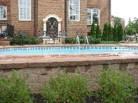 Pompano Beach Fiberglass Pool in Roosevelt, NJ